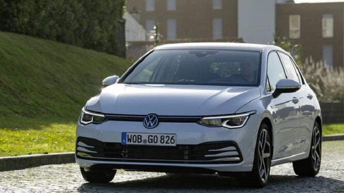 Volkswagen Golf в Испании