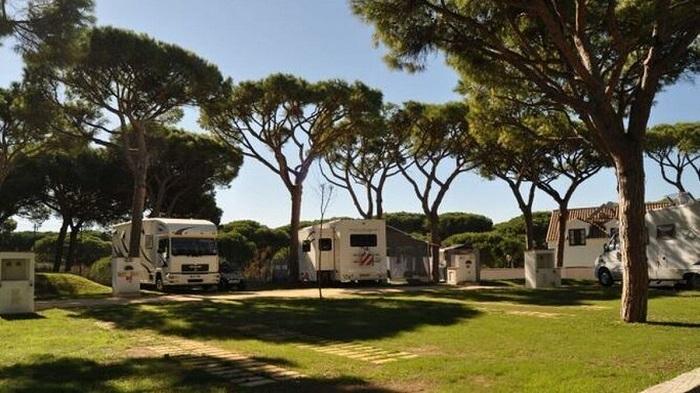 Кемпинг Camping-Pinar-San-Jose