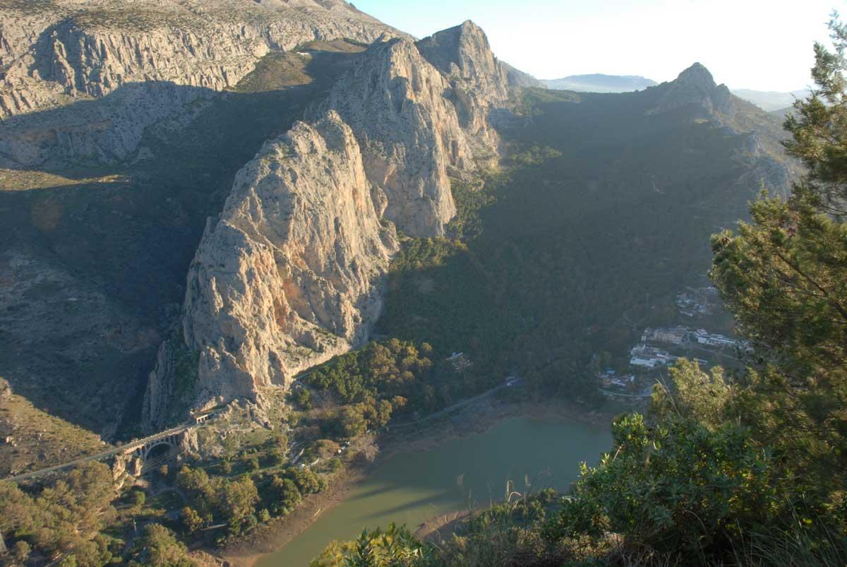 горы Андалузия